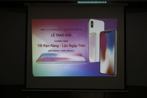 Đông Y Dung Hà – Trao giải thưởng giá trị cho khách hàng trong chương trình tri ân - Ảnh 2
