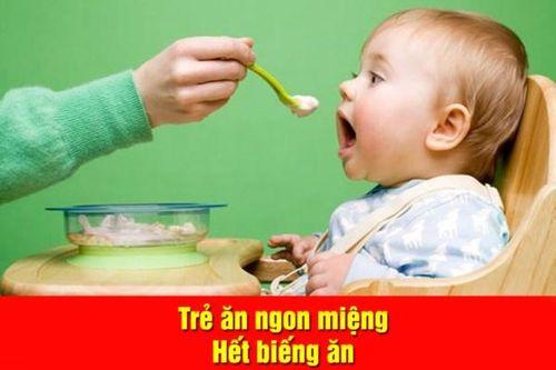 Trẻ 1 tuổi biếng ăn phải làm sao? - Ảnh 2