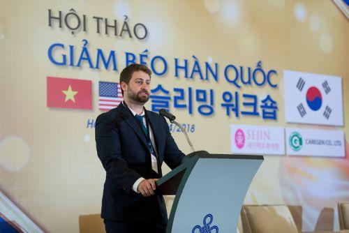 Dàn chuyên gia giàu kinh nghiệm có mặt tại hội thảo giảm béo Hàn Quốc - Ảnh 3