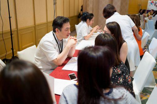 Dàn chuyên gia giàu kinh nghiệm có mặt tại hội thảo giảm béo Hàn Quốc - Ảnh 4