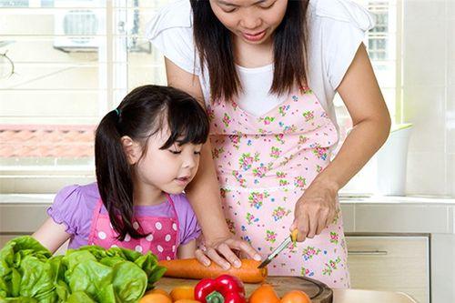 Mách mẹ cách giúp trẻ ăn rau thun thút - Ảnh 5