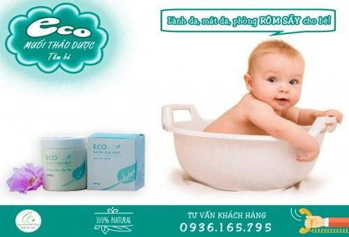Muối tắm thảo dược Eco: Làm sạch, kháng khuẩn, an toàn tuyệt đối - Ảnh 2