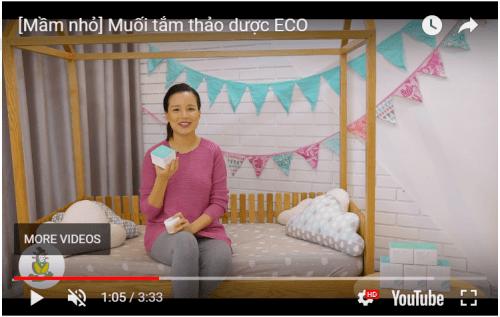 Muối tắm thảo dược Eco: Làm sạch, kháng khuẩn, an toàn tuyệt đối - Ảnh 3