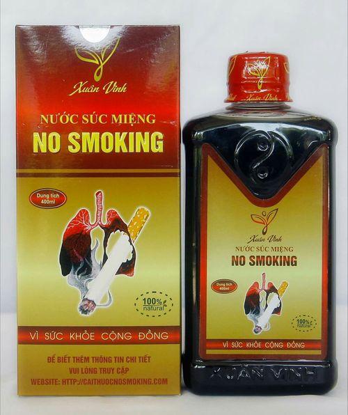 """""""NO SMOKING"""" ngày thế giới không thuốc lá và bài thuốc cai thuốc lá hiệu quả - Ảnh 3"""