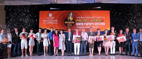 Sinh viên Đại học Đại Nam tranh giải cuộc thi tài năng MC - Ảnh 8