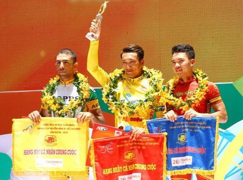 Cuộc đua xe đạp toàn quốc tranh Cúp HTV 2018: 30 năm vui cùng đất nước - Ảnh 3