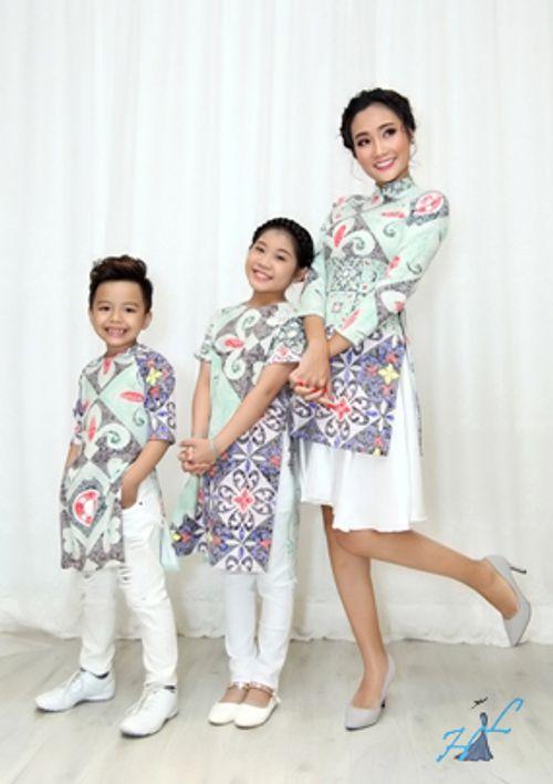Sành điệu hơn với phong cách thời trang dạo phố mới của gia đình - Ảnh 5