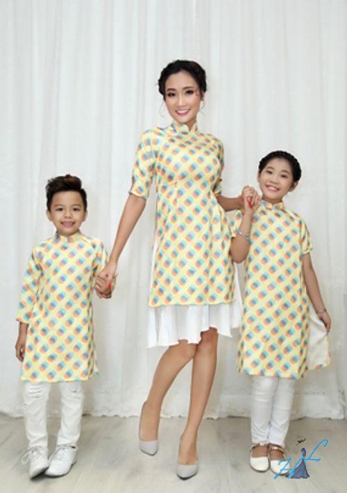 Sành điệu hơn với phong cách thời trang dạo phố mới của gia đình - Ảnh 6
