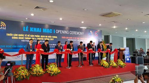ICTCOMM 2018: Show trình diễn công nghệ quy mô bậc nhất khu vực Châu Á-Thái Bình Dương - Ảnh 2