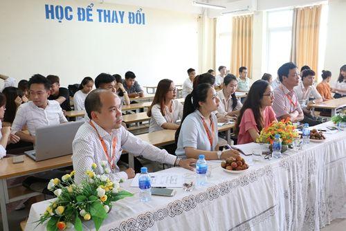 Hội nghị nghiên cứu khoa học khoa Quản trị Kinh doanh trường Đại Học Đại Nam - Ảnh 1