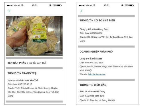 Tem QR Code truy xuất nguồn gốc: Công nghệ hóa giải nỗi lo thực phẩm bẩn - Ảnh 3
