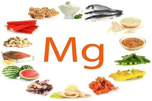Kết quả hình ảnh cho thực phẩm có nhiều chất magie