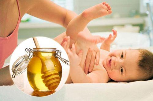 Cách trị táo bón cho trẻ bằng mật ong nhanh khỏi nhất - Ảnh 3