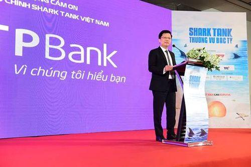 TPBank đồng hành cùng Shark Tank hiện thực hóa giấc mơ khởi nghiệp của startup - Ảnh 1