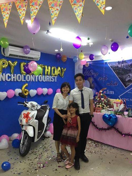 Mừng sinh nhật lần 6, Sài Gòn Chợ Lớn Tourist tri ân khách hàng: Trúng xe Vision - Ảnh 4