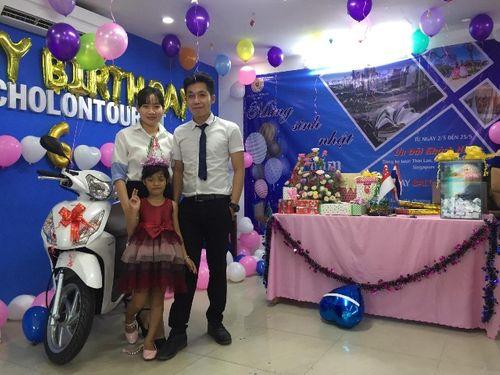 Mừng sinh nhật lần 6, Sài Gòn Chợ Lớn Tourist tri ân khách hàng: Trúng xe Vision - Ảnh 3
