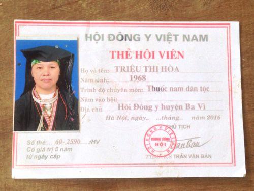 """Lương y Triệu Thị Hòa – """"Thần y"""" trị bệnh xương khớp: thoái hóa, thoát vị - Ảnh 2"""