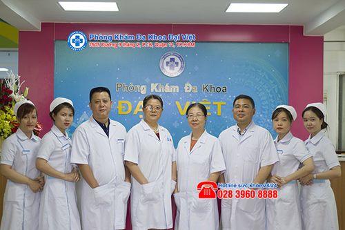 Khám bệnh ngoài giờ - dịch vụ y tế thiết thực tại Đa Khoa Đại Việt - Ảnh 1