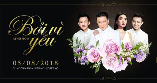 """Thiên Hà Spa, Thăng Long show và """"Bởi vì yêu"""" - Ảnh 1"""