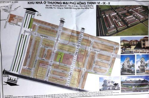 Điểm sáng dự án đất nền Phú Hồng Thịnh - Ảnh 1