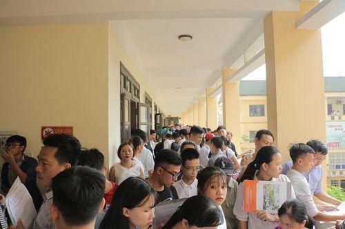 Nguyện vọng đăng ký đại học vào các trường ngoài công lập tăng đột biến năm 2018 - Ảnh 3
