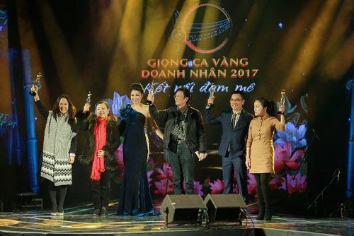 Giọng Ca Vàng Doanh Nhân 2018 chính thức khởi động - Ảnh 1
