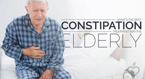 Những nguyên nhân phổ biến gây táo bón ở người lớn tuổi - Ảnh 1
