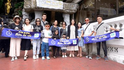 Á quân 2 cuộc thi Tìm Kiếm Thiên Tài Nhí 2018 tham quan Thái Lan – Đất nước của nụ cười - Ảnh 2