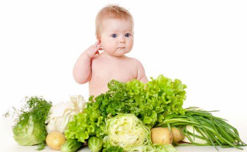 Nguyên nhân trẻ ăn nhiều rau mà vẫn bị táo bón - Ảnh 1