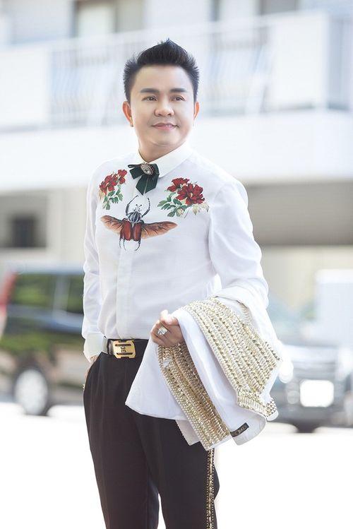 Nam Vương Trương Huy Hoàng lịch lãm trong vai trò giám khảo cuộc thi Tìm Kiếm Thiên Tài Nhí 2018 - Ảnh 3