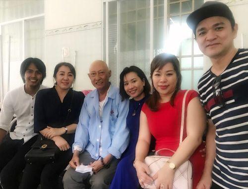 Chiến đấu với bệnh tật, nghệ sĩ Lê Bình vẫn lạc quan - Ảnh 1