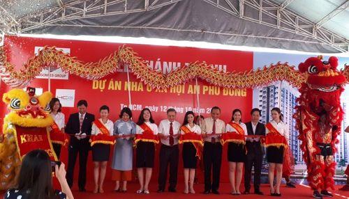 Khánh thành Chung cư nhà ở xã hội – thương mại An Phú Đông  - Ảnh 1