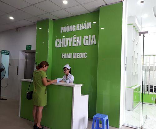 Phòng khám Chuyên gia-FaMi Medic: Mô hình chăm sóc sức khỏe tiện ích cho gia đình - Ảnh 1