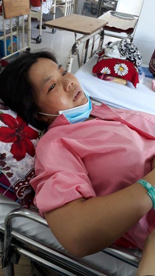 Sản phụ khỏe mạnh bị cắt bỏ tử cung, mất con bất thường sau khi sinh - Ảnh 1