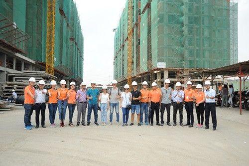Him Lam Phú An tổ chức cho khách hàng tham quan căn hộ hoàn thiện - Ảnh 1