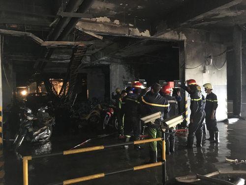 Phòng cháy, chữa cháy tại chung cư: Ý thức người dân vẫn là trên hết - Ảnh 1