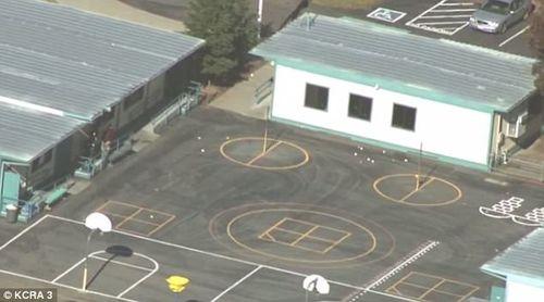 Hiện trường vụ xả súng ở trường học Mỹ, khiến ít nhất 5 người thiệt mạng  - Ảnh 2