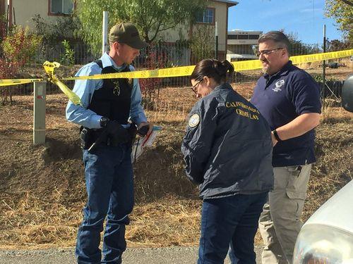 Hiện trường vụ xả súng ở trường học Mỹ, khiến ít nhất 5 người thiệt mạng  - Ảnh 5