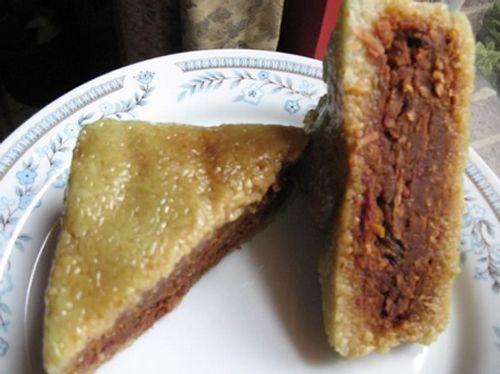 Bí quyết để có bánh chưng ngon thắp hương ngày Tết - Ảnh 14