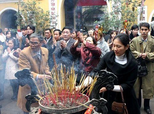Các nghi lễ đẹp trong dịp Tết cổ truyền của dân tộc Việt Nam - Ảnh 3