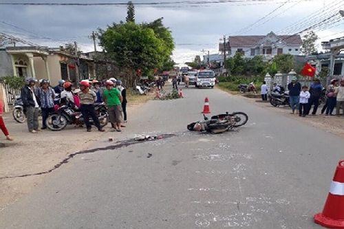 Tin tai nạn giao thông mới nhất ngày 22/2/2018 - Ảnh 2