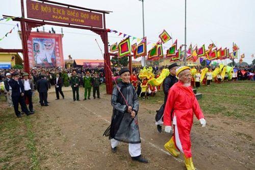 """Chùm ảnh: Lễ Tịch Điền """"Vua đi cày"""" tại Hà Nam - Ảnh 19"""