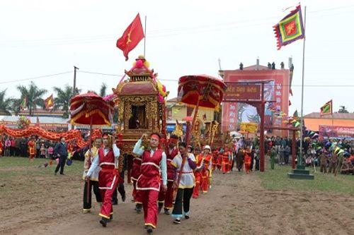 """Chùm ảnh: Lễ Tịch Điền """"Vua đi cày"""" tại Hà Nam - Ảnh 15"""