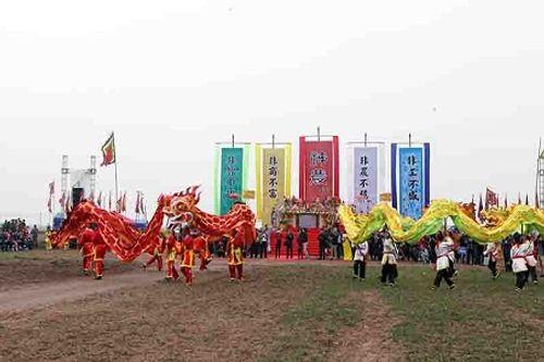 """Chùm ảnh: Lễ Tịch Điền """"Vua đi cày"""" tại Hà Nam - Ảnh 16"""