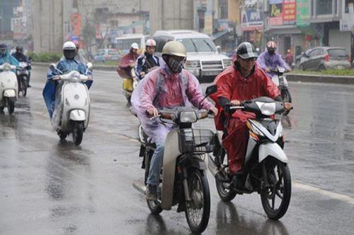 Dự báo thời tiết 27/2: Hà Nội mưa phùn, nhiệt độ tăng dần - Ảnh 1