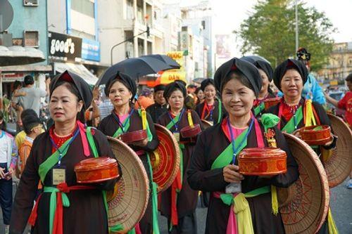 Chùm ảnh: Độc đáo Lễ hội Tết Nguyên tiêu của người Hoa ở TP. HCM - Ảnh 7