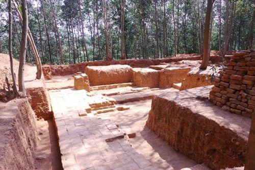 Khai quật phế tích tháp Chà Rây gần 1.000 năm tuổi ở Bình Định - Ảnh 5