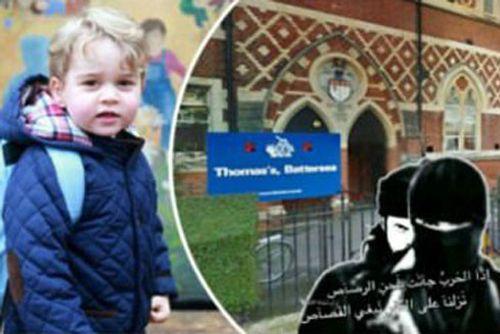 """IS đe dọa """"chĩa mũi nhọn tấn công"""" vào Hoàng tử bé nước Anh  - Ảnh 1"""