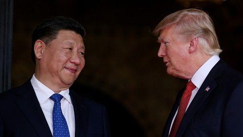 Tổng thống Mỹ Donald Trump thất vọng trước tình hình thâm hụt thương mại Mỹ-Trung - Ảnh 1