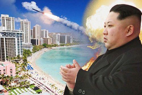 Hawaii sẵn sàng chủ động phóng tên lửa để chặn tên lửa Triều Tiên - Ảnh 1